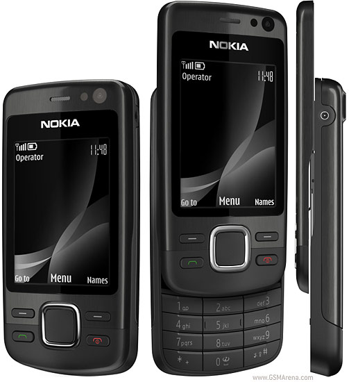 Nokia 6600i Slide Pictures Official Photos