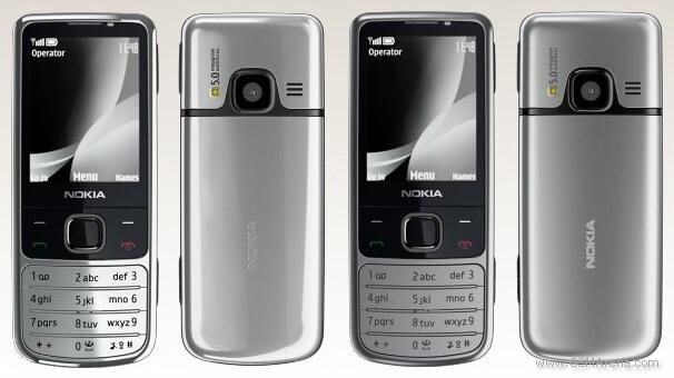 Nokia 6700 slide Software