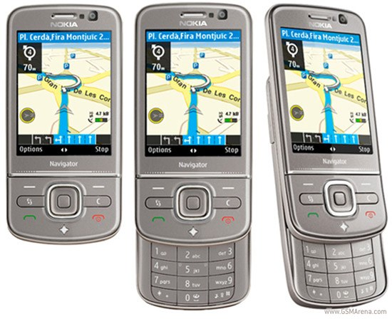 Nokia 6710 Navigator pictures, official photos