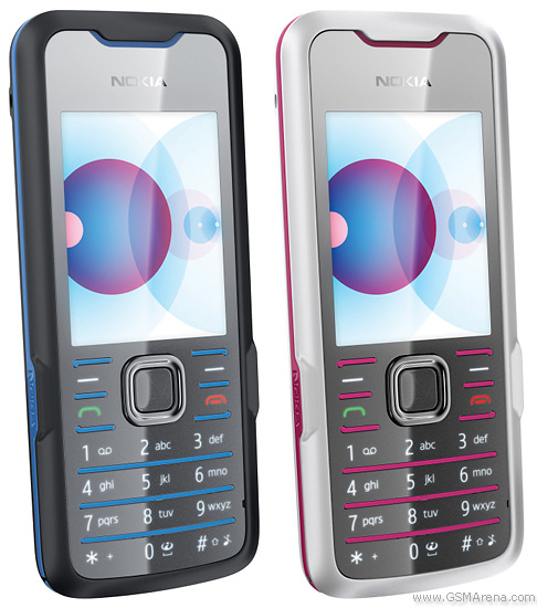Nokia 7210 Supernova pictures, official photos