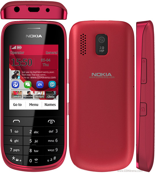 Nokia Asha 203 Pictures Official Photos