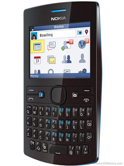 Nokia Asha 205 pictures, official photos