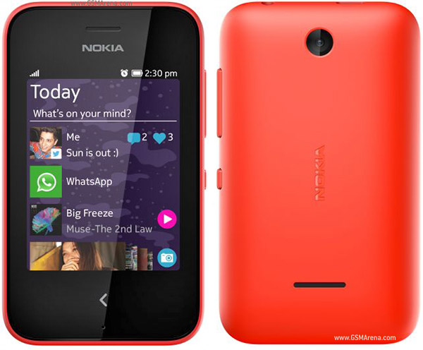 Nokia Asha 230 Pictures Official Photos