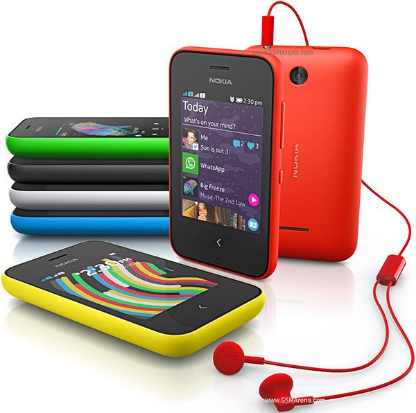 Nokia Asha 230