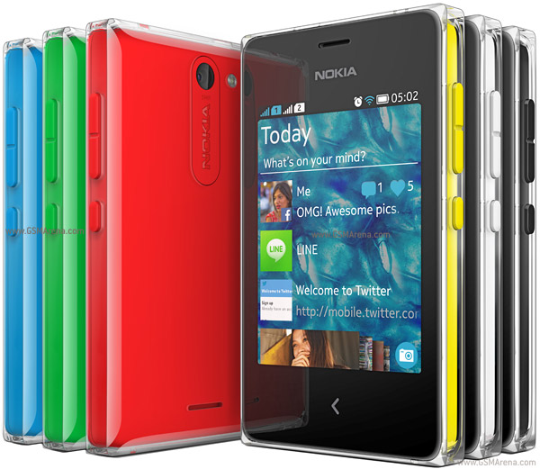 Nokia Asha 502 Flash File