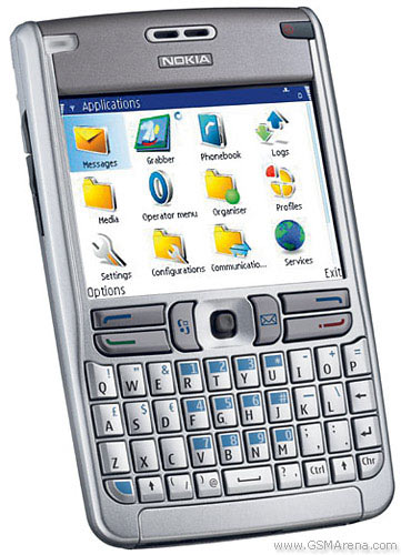 Nokia E61 Pictures Official Photos