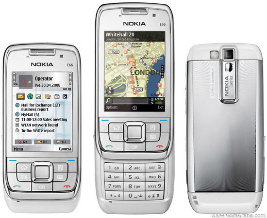 nokia e66 pictures official photos