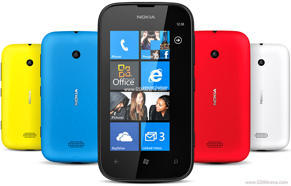 Nokia Lumia 510 pictures, official photos