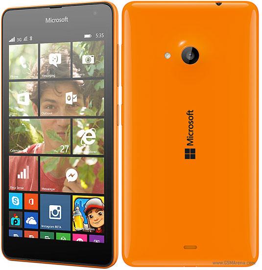 Microsoft Lumia 535 Microsoft ...