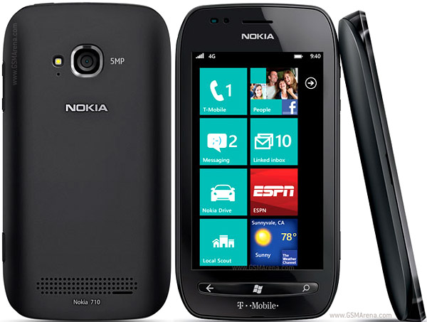 Nokia lumia 710 t mobile pictures official photos for Mobile prezzo
