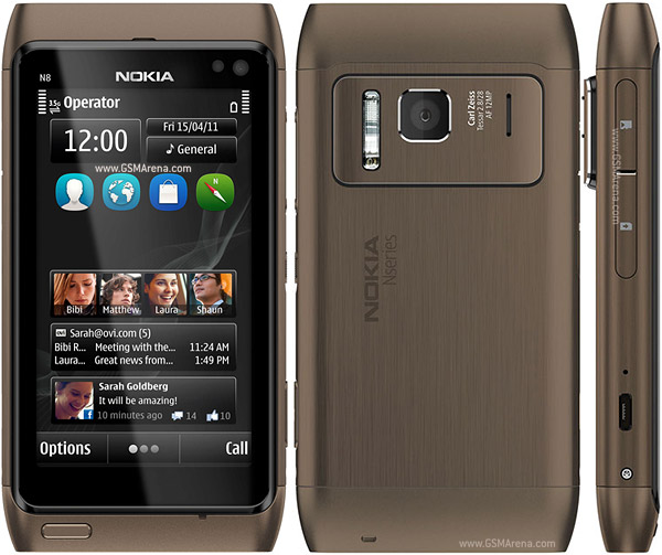 Nokia N8 Pictures Official Photos