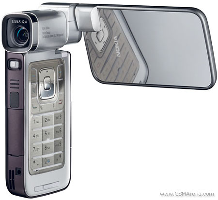 Nokia N93i Pictures Official Photos