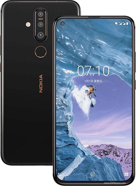 Bentuk ponsel Nokia 6.2 / Nokia X71.