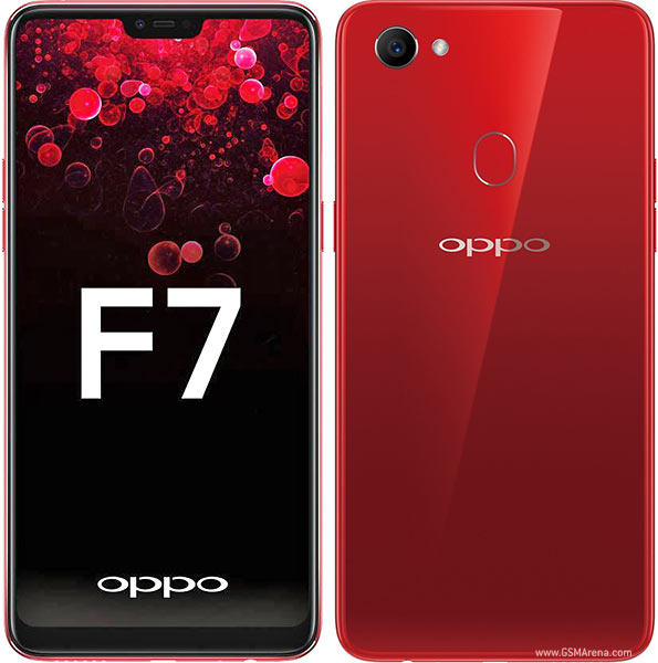 Oppo F7 Pictures Official Photos