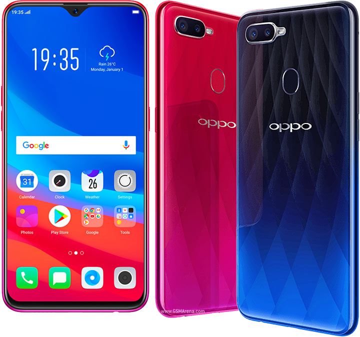 Latest Smartphone OPPO F9 with Waterdrop Display and 6 GB RAM launched