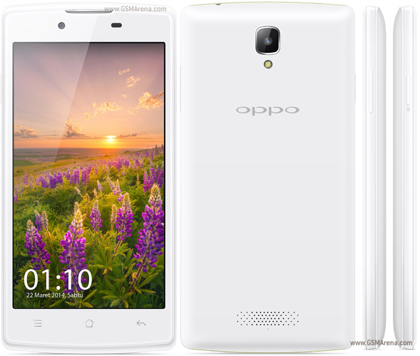 Oppo Neo 3 pictures, official photos