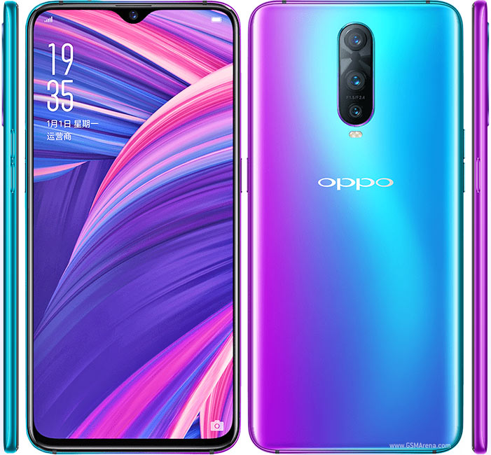 Image result for Oppo RX17 Pro  pic