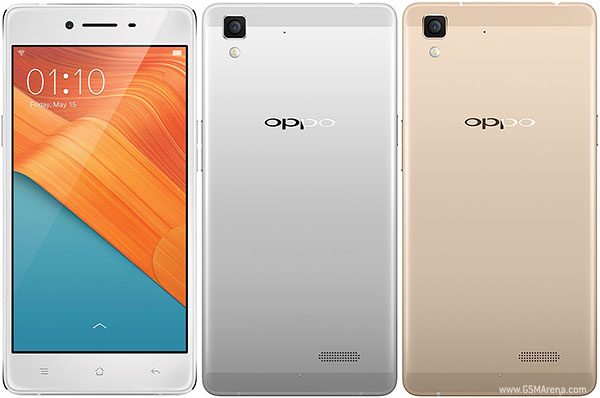Oppo R7 lite pictures, official photos