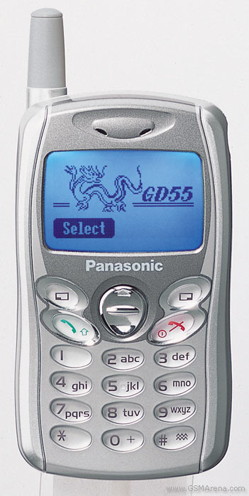 Panasonic GD55