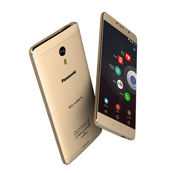 Panasonic Eluga A3 pictures, official photos