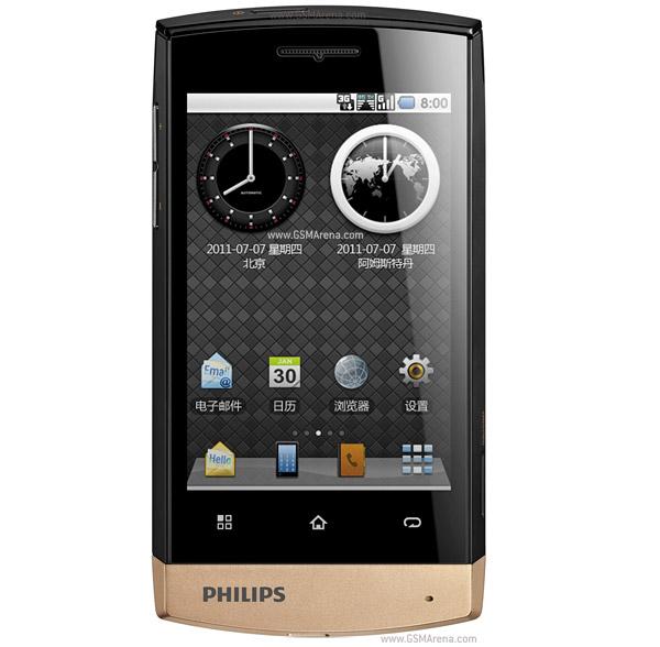 Philips D822