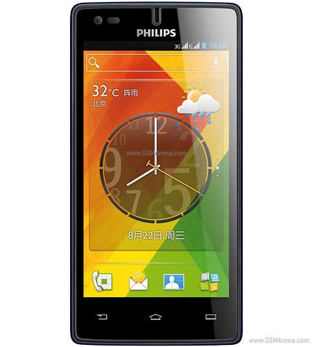 Philips W737
