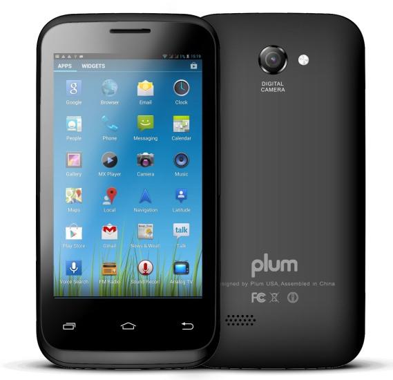 Plum Axe II