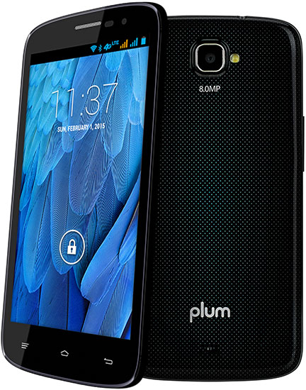 Plum Might LTE