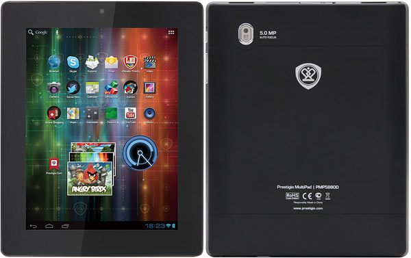 Prestigio MultiPad 8.0 Ultra Duo