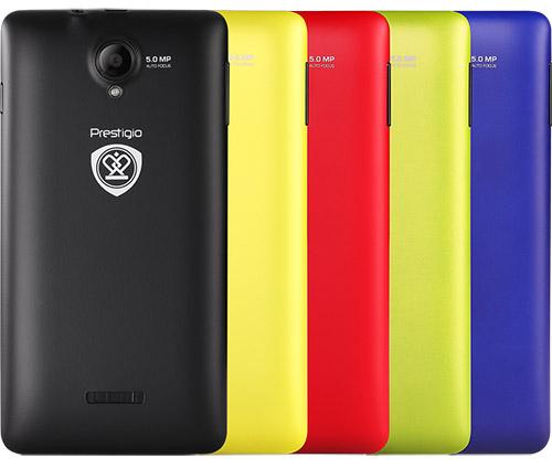 Prestigio MultiPhone 5500 Duo