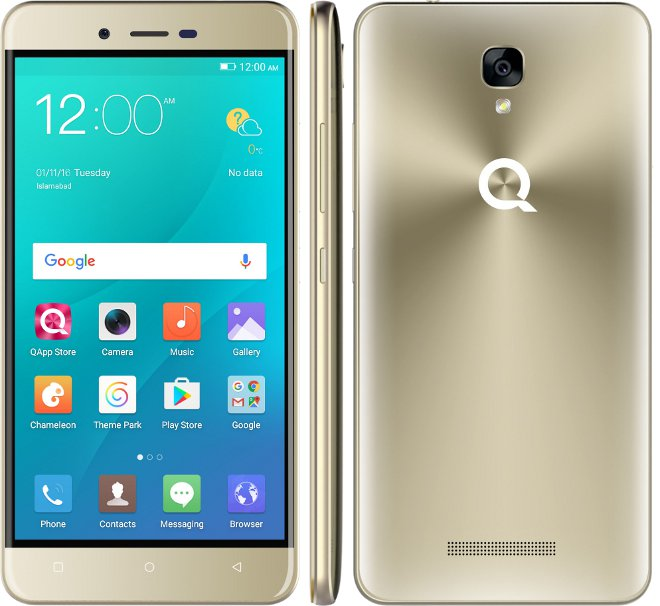 QMobile J7 Pro Full Phone Specifications & Price