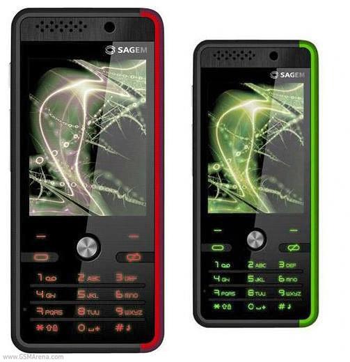 Sagem my750x