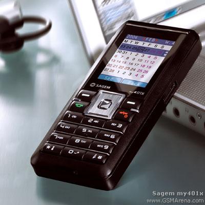 Sagem my401X
