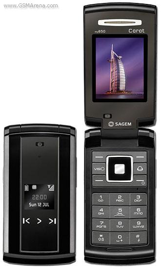 Sagem my850C
