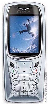Sagem MY X-7