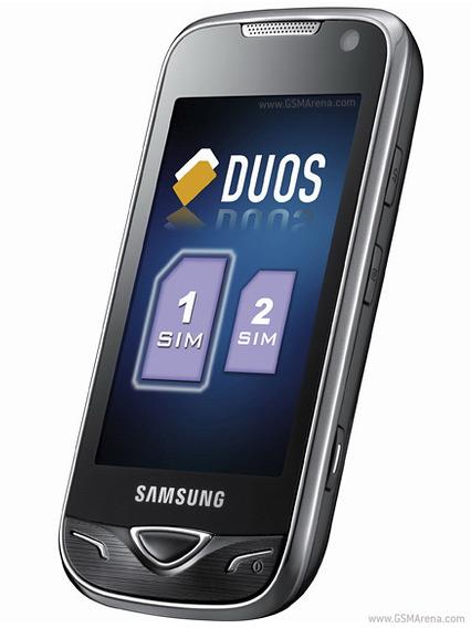 Samsung GT B7722i Duos прошивка