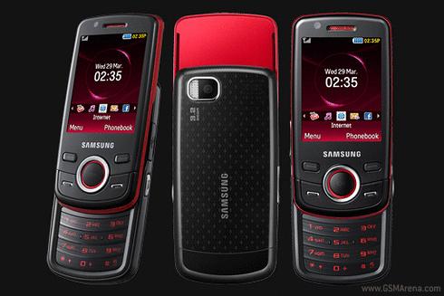 Samsung S5500 Eco