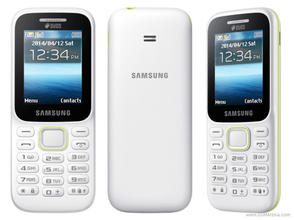 Samsung Guru Music 2 pictures, official photos