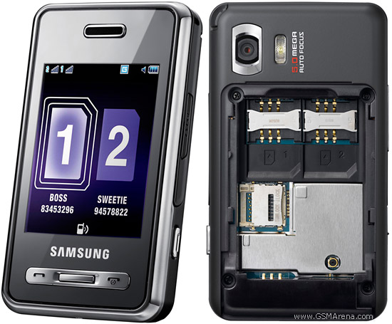Samsung D980