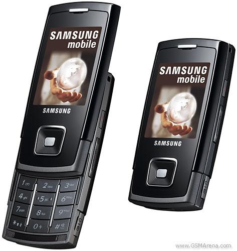 les themes de samsung sgh-e900