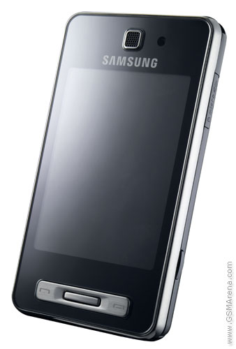 Samsung F480 pictures, official photos