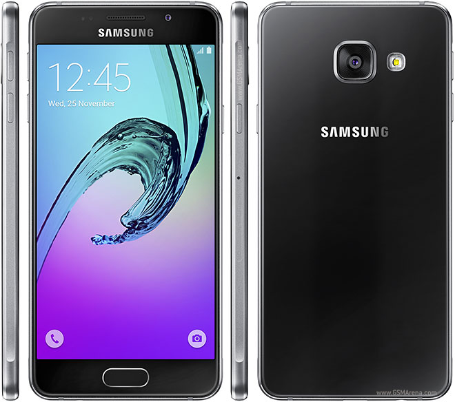 samsung galaxy a3 how to use home button 2017