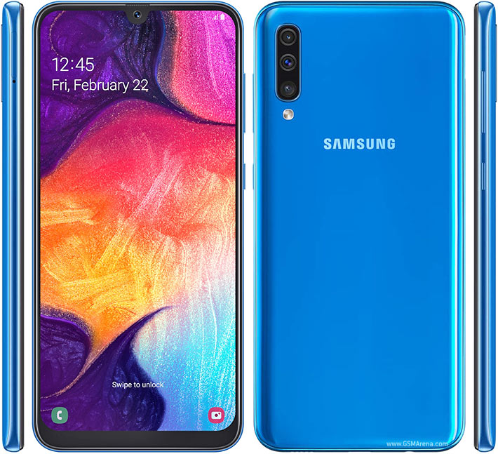 Samsung Galaxy A50 Pictures, Official Photos