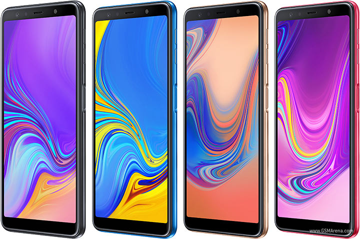 Samsung Galaxy A7 2018 Pictures Official Photos