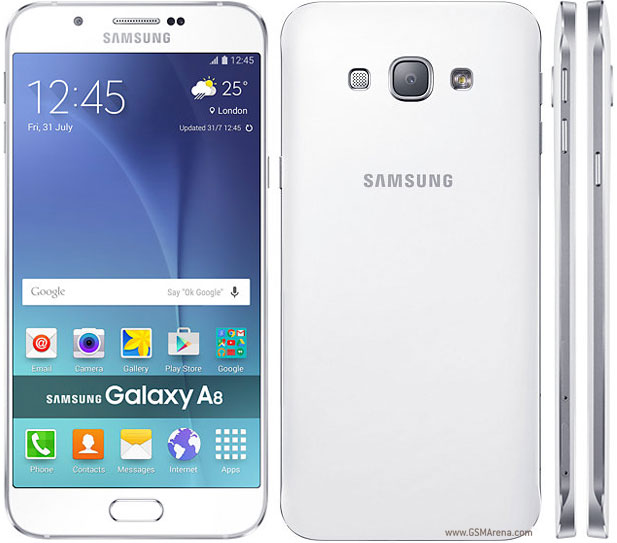 Samsung Galaxy A8 Pictures Official Photos
