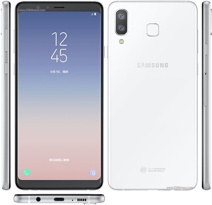 Samsung Galaxy A8 Star A9 Star Pictures Official Photos