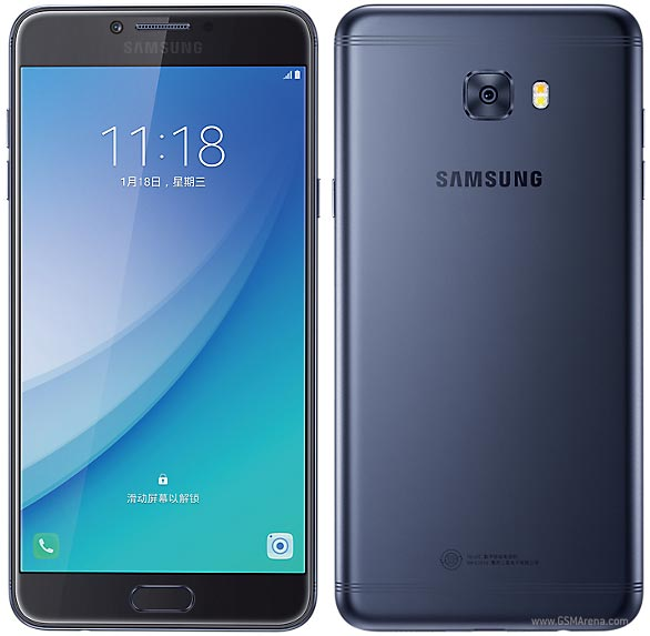 Samsung Galaxy C7 Pro Pictures Official Photos