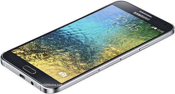 Samsung Galaxy E7 pictures, official photos
