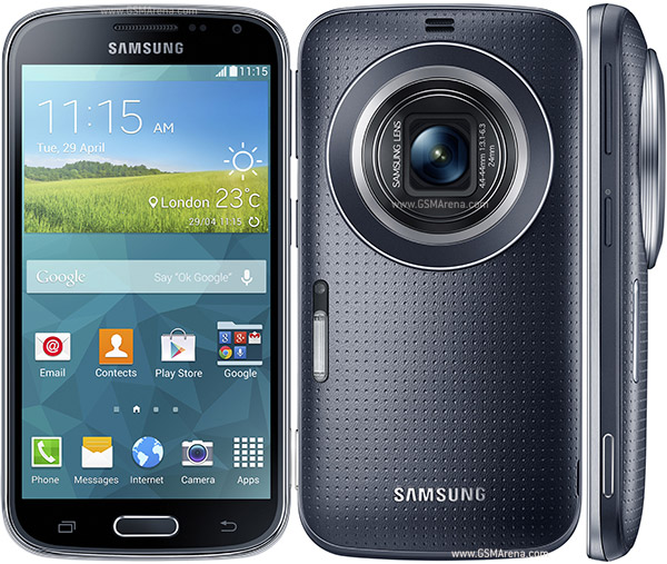 Samsung Galaxy K Zoom Pictures Official Photos