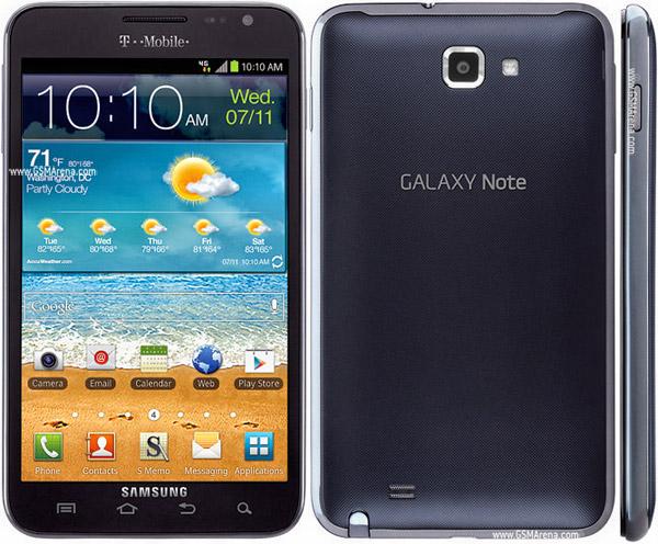 Samsung Galaxy Note T879